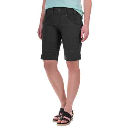 Aventura Clothing Galina Shorts (For Women) in Black - Closeouts