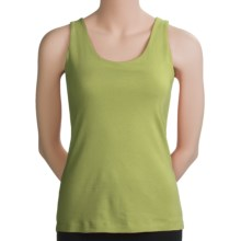 Aventura Clothing Glenora Tank Top - Built-In Bra (For Women) in Sweet Pea - Closeouts