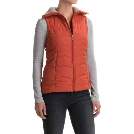 Aventura Clothing Granada Vest - Front Zip (For Women) in Chili - Closeouts