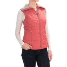 Aventura Clothing Granada Vest - Front Zip (For Women) in Garnet Rose - Closeouts