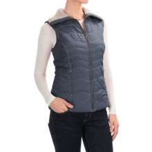Aventura Clothing Granada Vest - Front Zip (For Women) in Grisaille - Closeouts