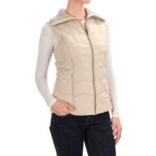 Aventura Clothing Granada Vest - Front Zip (For Women) in Whisper White - Closeouts
