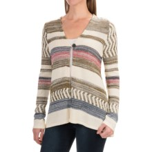 Aventura Clothing Hampton Sweater (For Women) in Olive - Closeouts