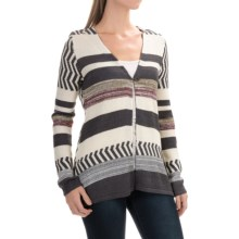Aventura Clothing Hampton Sweater (For Women) in Smoked Pearl - Closeouts