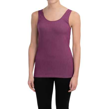 Aventura Clothing Harriet Tank Top (For Women) in Dark Purple - Closeouts