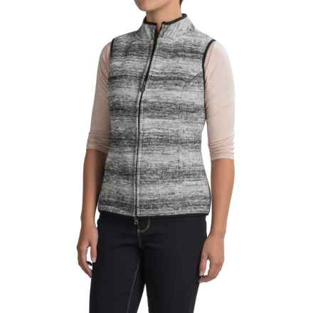 Aventura Clothing Jillian Vest (For Women) in Black - Closeouts