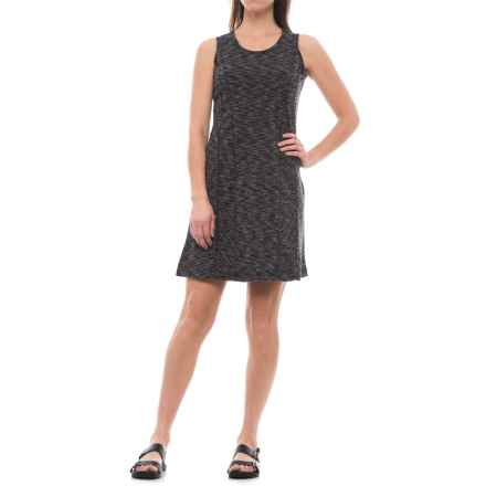 Aventura Clothing Joni Dress - Sleeveless (For Women) in Black - Closeouts