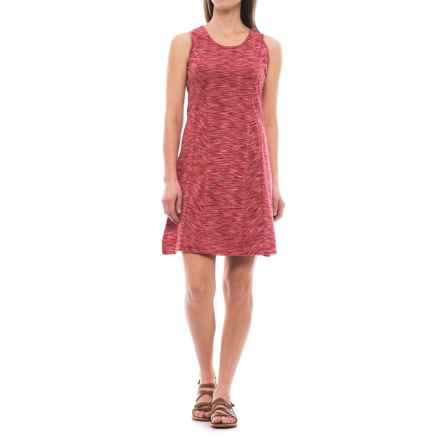 Aventura Clothing Joni Dress - Sleeveless (For Women) in Spiced Coral - Closeouts