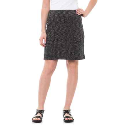 Aventura Clothing Joni Skirt (For Women) in Black - Closeouts