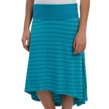 Aventura Clothing Kaysen Hi-Lo Skirt (For Women) in Seaport - Closeouts