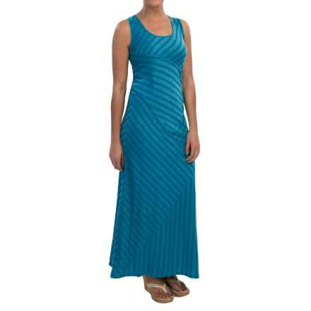 Aventura Clothing Kaysen Maxi Dress - Scoop Neck, Sleeveless (For Women) in Seaport - Closeouts
