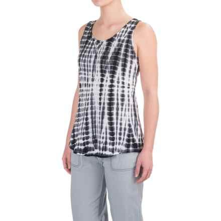 Aventura Clothing Kerrick Tank Top - Cotton-Modal (For Women) in Black - Closeouts