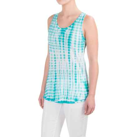 Aventura Clothing Kerrick Tank Top - Cotton-Modal (For Women) in Caneel Bay - Closeouts