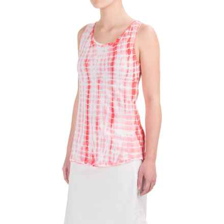 Aventura Clothing Kerrick Tank Top - Cotton-Modal (For Women) in Spiced Coral - Closeouts