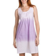Aventura Clothing Kincade Dress - Organic Cotton, Sleeveless (For Women) in Orchid Hush - Closeouts