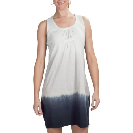 Aventura Clothing Kincade Dress - Organic Cotton, Sleeveless (For Women) in White