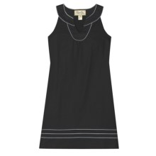 Aventura Clothing Kismet Dress - Linen-Cotton, Sleeveless (For Women) in Raven - Closeouts