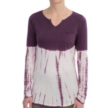 Aventura Clothing Krysta Shirt - Organic Cotton-Modal, Long Sleeve (For Women) in Plum Purple - Closeouts
