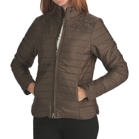 Aventura Clothing Landyn Jacket (For Women) in Chicory