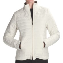 Aventura Clothing Landyn Jacket (For Women) in Whisper White - Closeouts