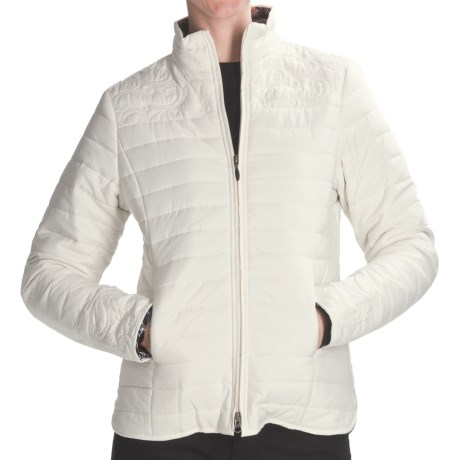 Aventura Clothing Landyn Jacket (For Women) in Whisper White