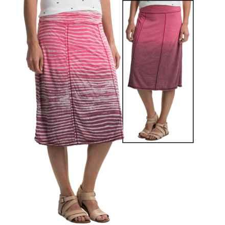 Aventura Clothing Larson Skirt - Reversible (For Women) in Baroque Rose - Closeouts