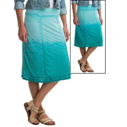 Aventura Clothing Larson Skirt - Reversible (For Women) in Blue Turquoise - Closeouts