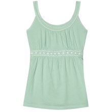 Aventura Clothing Leah Tank Top - Organic Cotton (For Women) in Greyed Jade - Closeouts