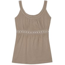 Aventura Clothing Leah Tank Top - Organic Cotton (For Women) in Taupe - Closeouts
