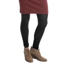 Aventura Clothing Lily Capri Leggings (For Women) in Black - Closeouts