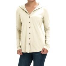 Aventura Clothing Luna Sweater - Organic Cotton Blend (For Women) in Whisper White - Closeouts