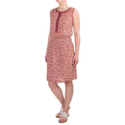 Aventura Clothing Lyric Dress - Sleeveless (For Women) in Deco Rose - Closeouts