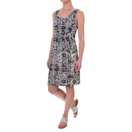 Aventura Clothing Marcella Dress - Sleeveless (For Women) in Black - Closeouts