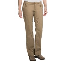 Aventura Clothing Mariah Pants - Stretch Organic Cotton (For Women) in Kelp - Closeouts