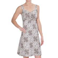 Aventura Clothing Maribel Tank Dress - Sleeveless (For Women) in Frost Grey - Closeouts