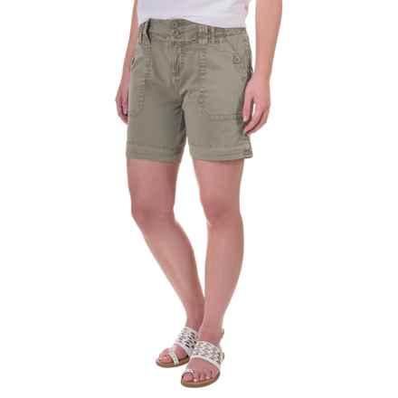Aventura Clothing Mayson Shorts - Organic Cotton (For Women) in Rock Ridge - Closeouts