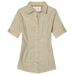 Aventura Clothing Merritt Shirt - Cotton, Short Sleeve (For Women) in Olivenite