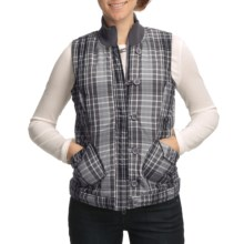Aventura Clothing Mikaela Vest - Insulated (For Women) in Graphite - Closeouts