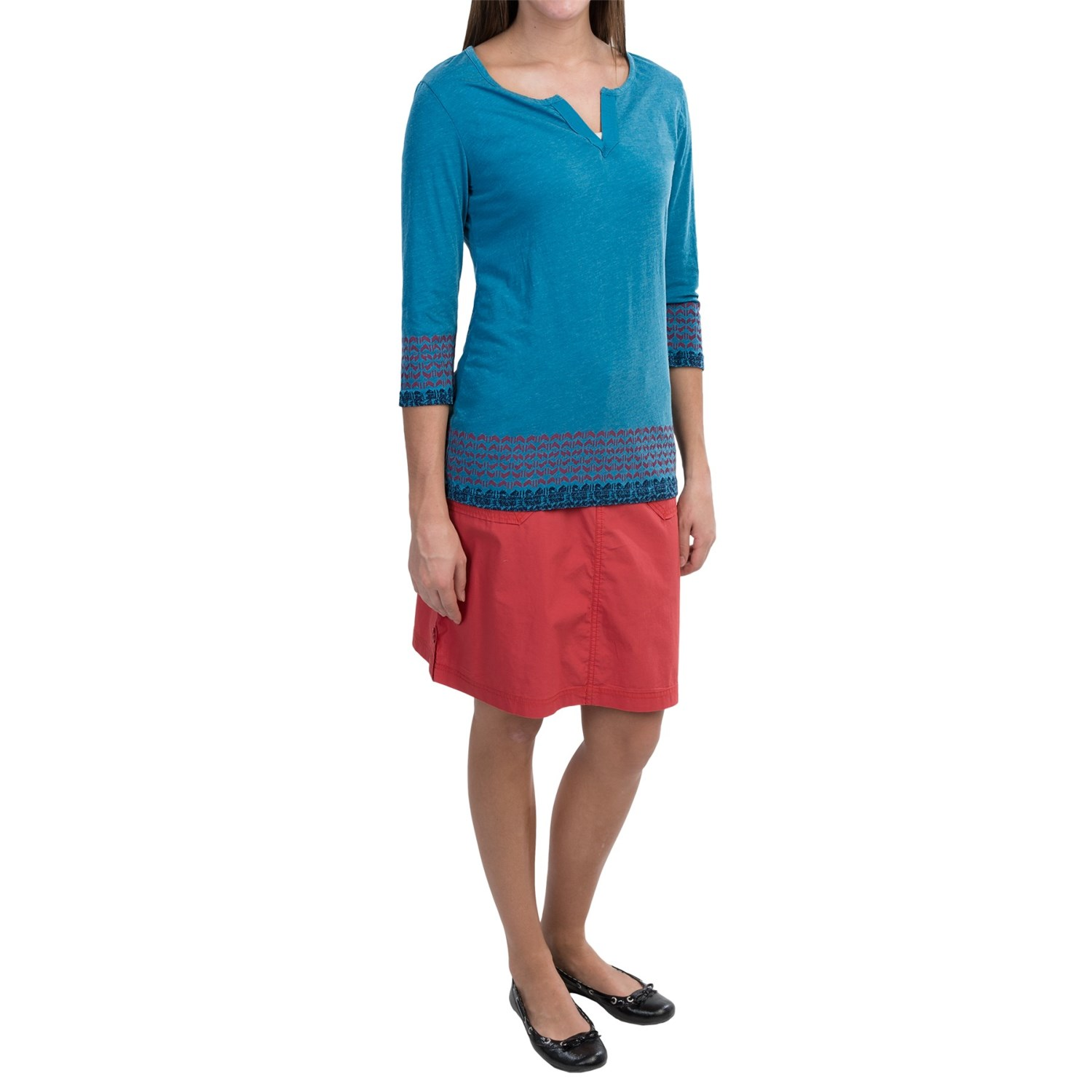 Organic cotton clothes for women