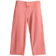 Aventura Clothing Misty Capri Pants (For Women) in Peach Blossom - Closeouts