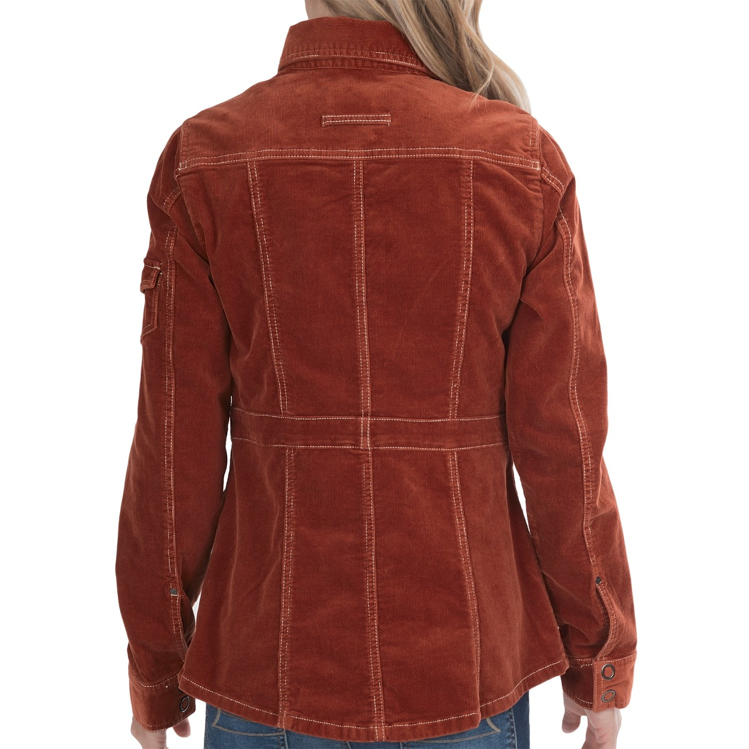 Corduroy coats for women