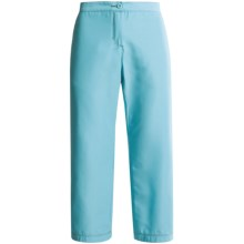 Aventura Clothing Nevis Capri Pants - UPF 40+ (For Women) in South Sea - Closeouts