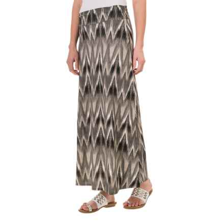 Aventura Clothing Nevis Maxi Skirt - Rayon-TENCEL® (For Women) in Black - Closeouts