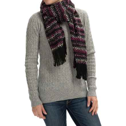 Aventura Clothing Palencia Scarf (For Women) in Fuchsia - Closeouts