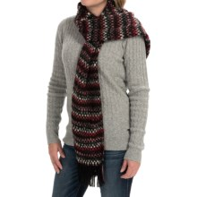 Aventura Clothing Palencia Scarf (For Women) in Red - Closeouts