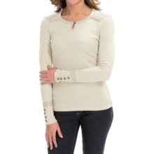 Aventura Clothing Paxton Shirt - Long Sleeve (For Women) in Whisper White - Closeouts