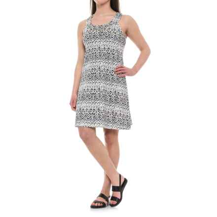 Aventura Clothing Pearson Dress - Organic Cotton, Sleeveless (For Women) in Black - Closeouts