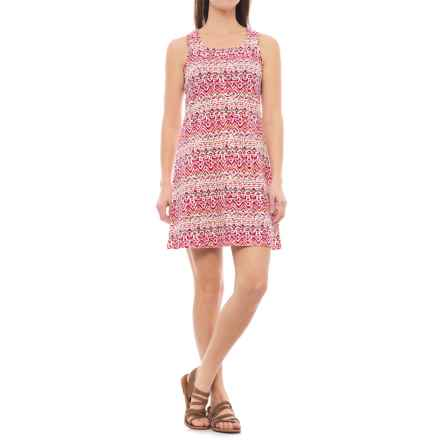 Aventura Clothing Pearson Dress - Organic Cotton, Sleeveless (For Women) in Cerise - Closeouts