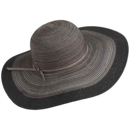 Aventura Clothing Phoebe Sun Hat (For Women) in Black - Closeouts