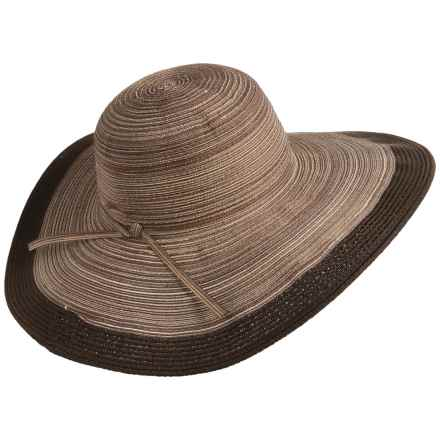 Aventura Clothing Phoebe Sun Hat (For Women) in Brown - Closeouts